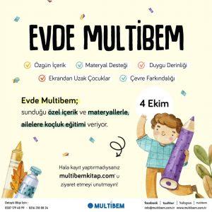 Evde Multibem Ebeveyn Koçluğu