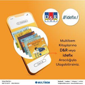 D&R ve Idefix Çocuk Kitapları